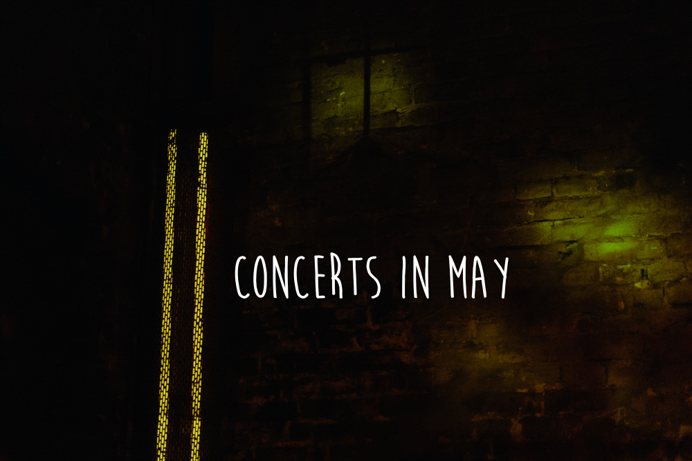 Concerts you have to see in May in Berlin